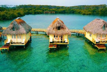 Viaje de novios a Panamá - Bocas del Toro - Alojamiento