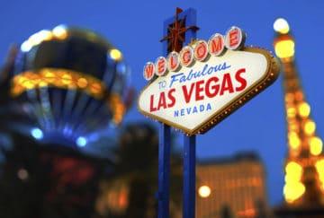 Viaje de novios a Estados Unidos y Polinesia - Las Vegas