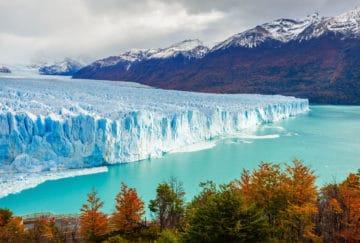 Patagonia viaje a medida recien casados