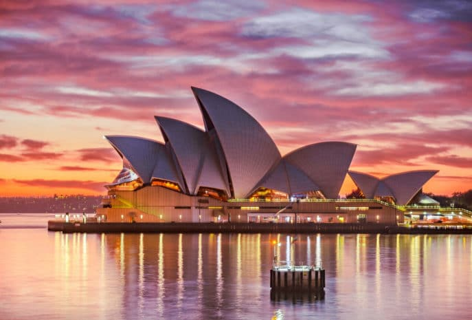 contrata tu viaje de novios a australia
