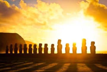 Viaje de novios a Chile y Polinesia taranna