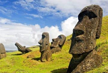Viaje de novios a Chile y Polinesia organizado