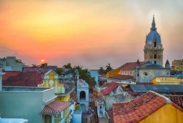 Viajes de novios a Colombia - Cartagena