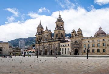 Viajes de novios a Colombia - Bogotá