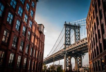 Viaje de novios a Estados Unidos y Bahamas - Nueva York - Puente de Manhattan