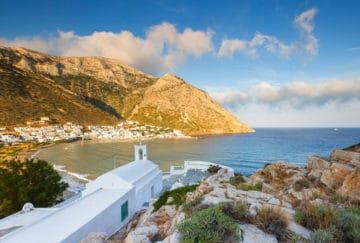 Viaje de novios a Grecia - Sifnos a medida