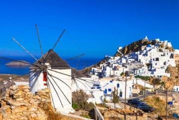 Viaje de luna de miel a Grecia - Serifos