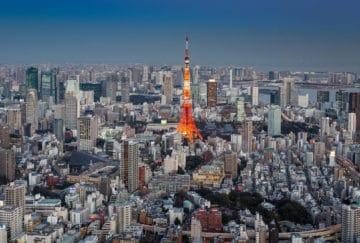 Viaje a japon en pareja, luna de miel - Tokyo