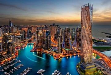 Viaje de novios a Maldivas y Dubái
