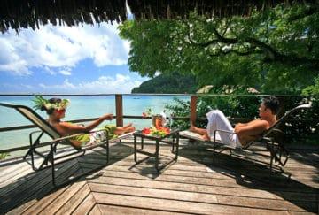 Polinesia viaje de luna de miel