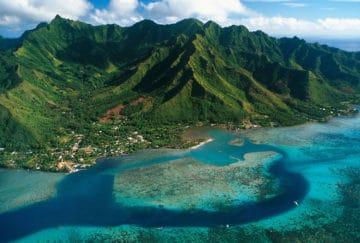 Polinesia viaje recien casados