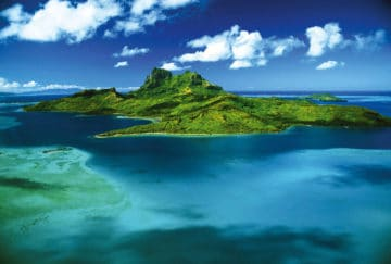 Viaje de novios a Polinesia - Bora Bora