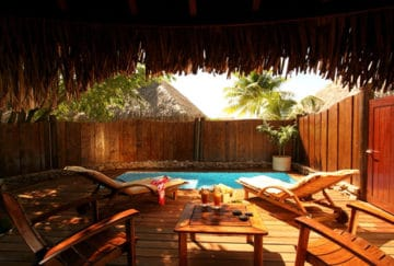 Polinesia viaje para novios