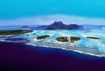 Viaje de novios a Polinesia - Taha'a