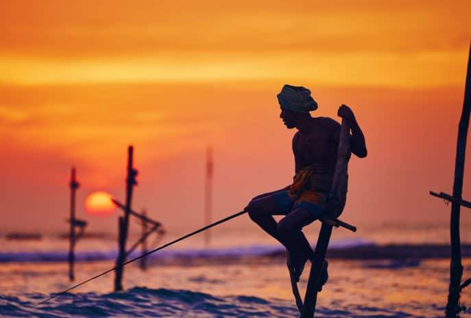 luna de miel a sri lanka, maldivas