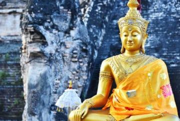 Viaje de novios a Tailandia - Ciudad antigua de Lamphum