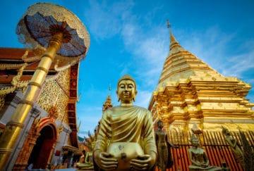 Viaje de novios a Tailandia - Chiang Mai