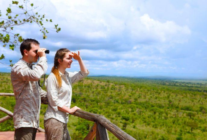 Viajes de novios a africa