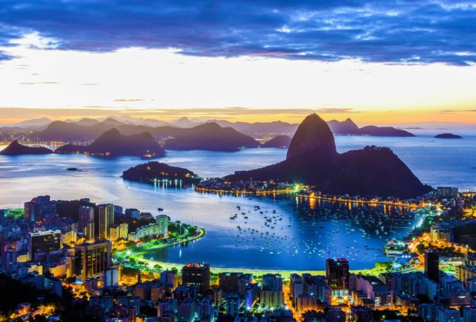 Viajes de Novios a Brasil