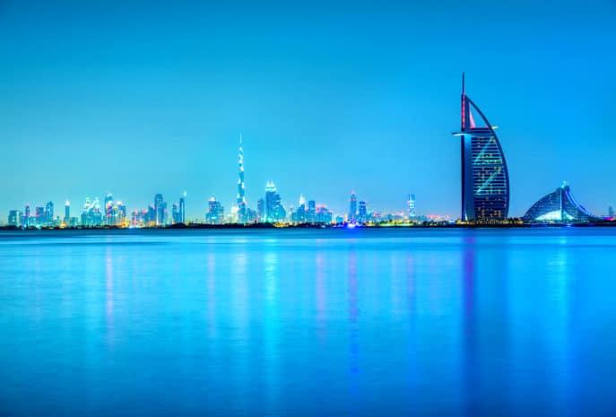 Viajes de Novios a Dubai