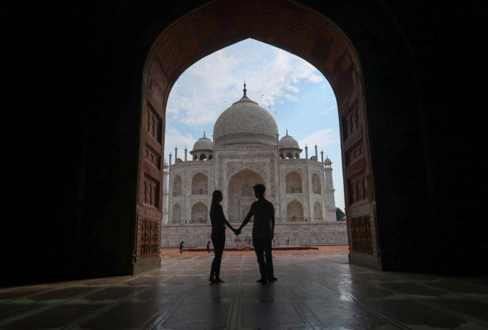 Viajes de Novios a India