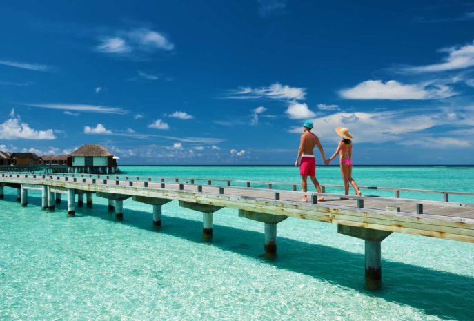 Viajes de Novios a Maldivas