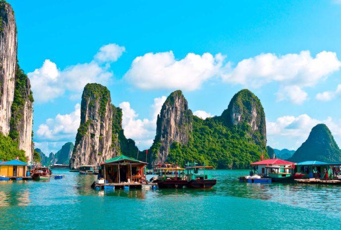 Viajes de Novios a Vietnam